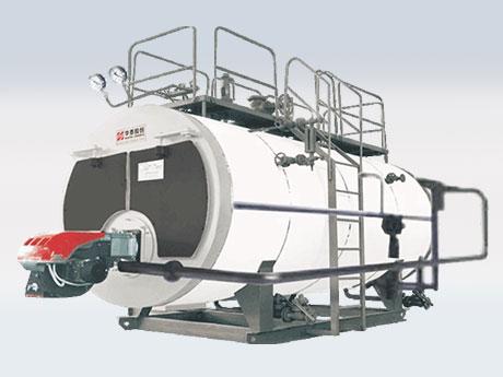 低氮三回程燃气蒸汽锅炉