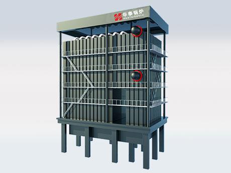 QXX内循环流化床热水锅炉
