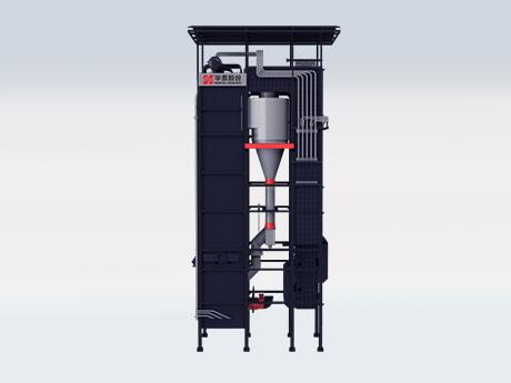 QXX外循环流化床热水锅炉