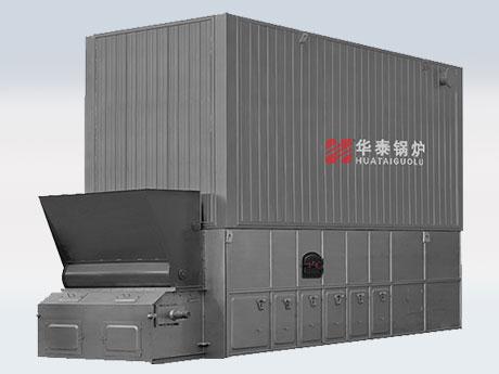YLW生物质卧式导热油锅炉
